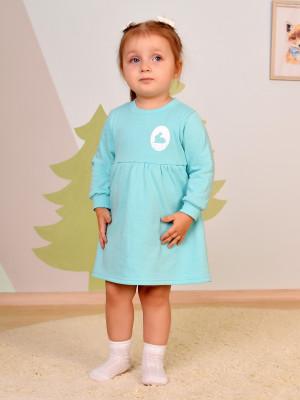 Т-023 Платье р9-24м