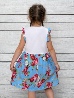 М-1748 Платье 98-122 5шт