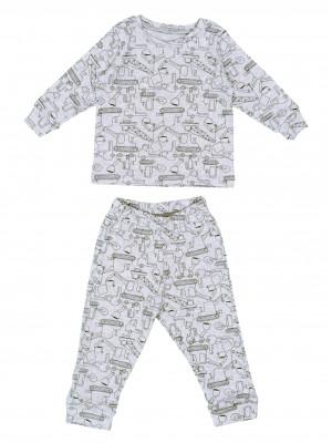 П-002 Пижама р6-24м
