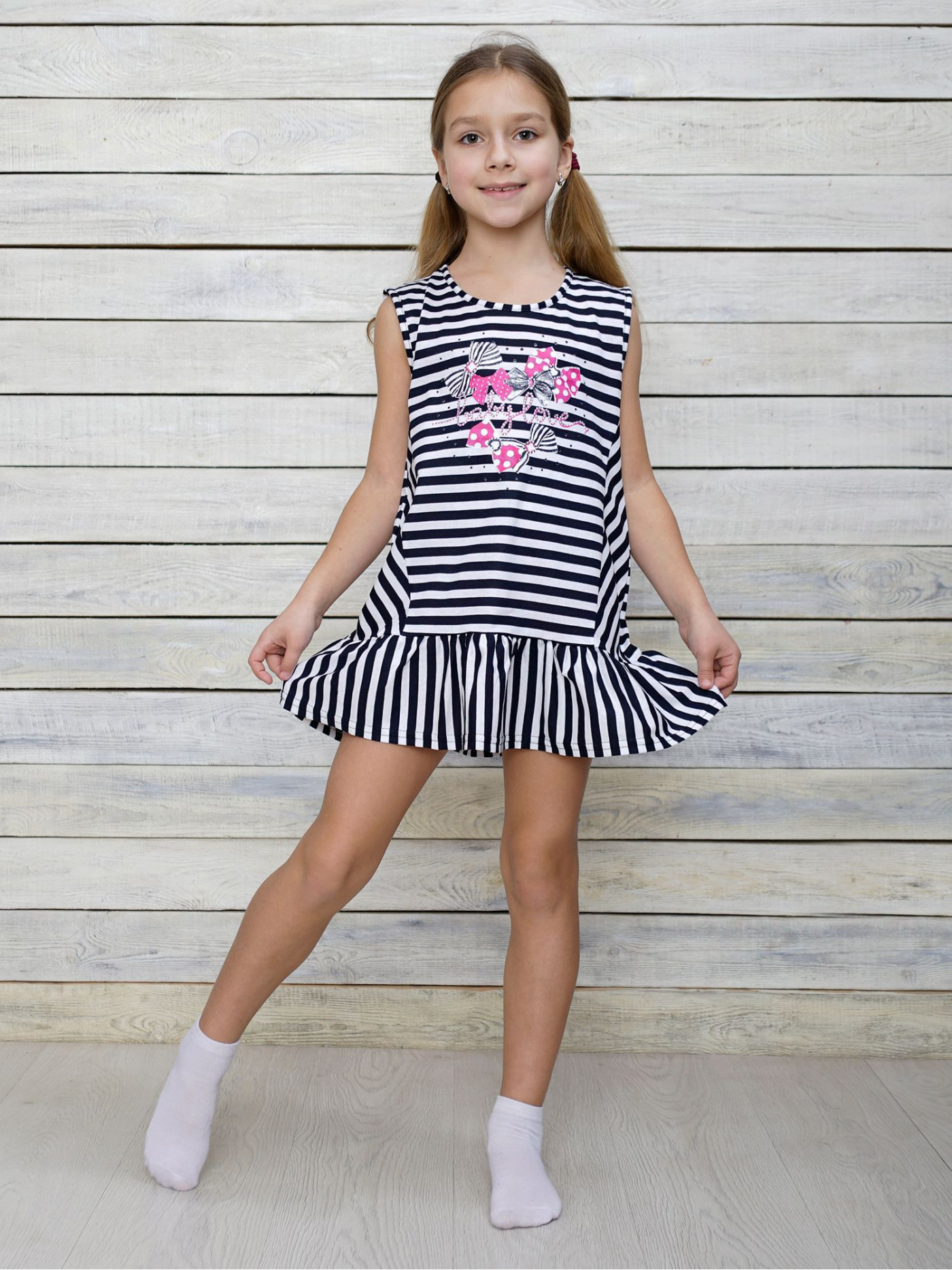 М-1743 Платье 98-128 6шт