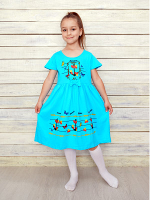 М-882 Платье 98-122 5шт