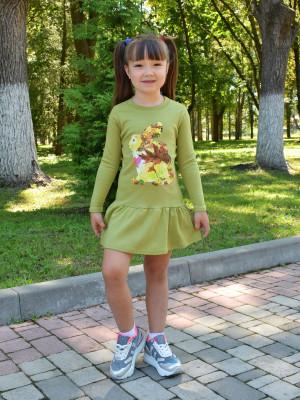 М-2737 Платье 92-116 5шт