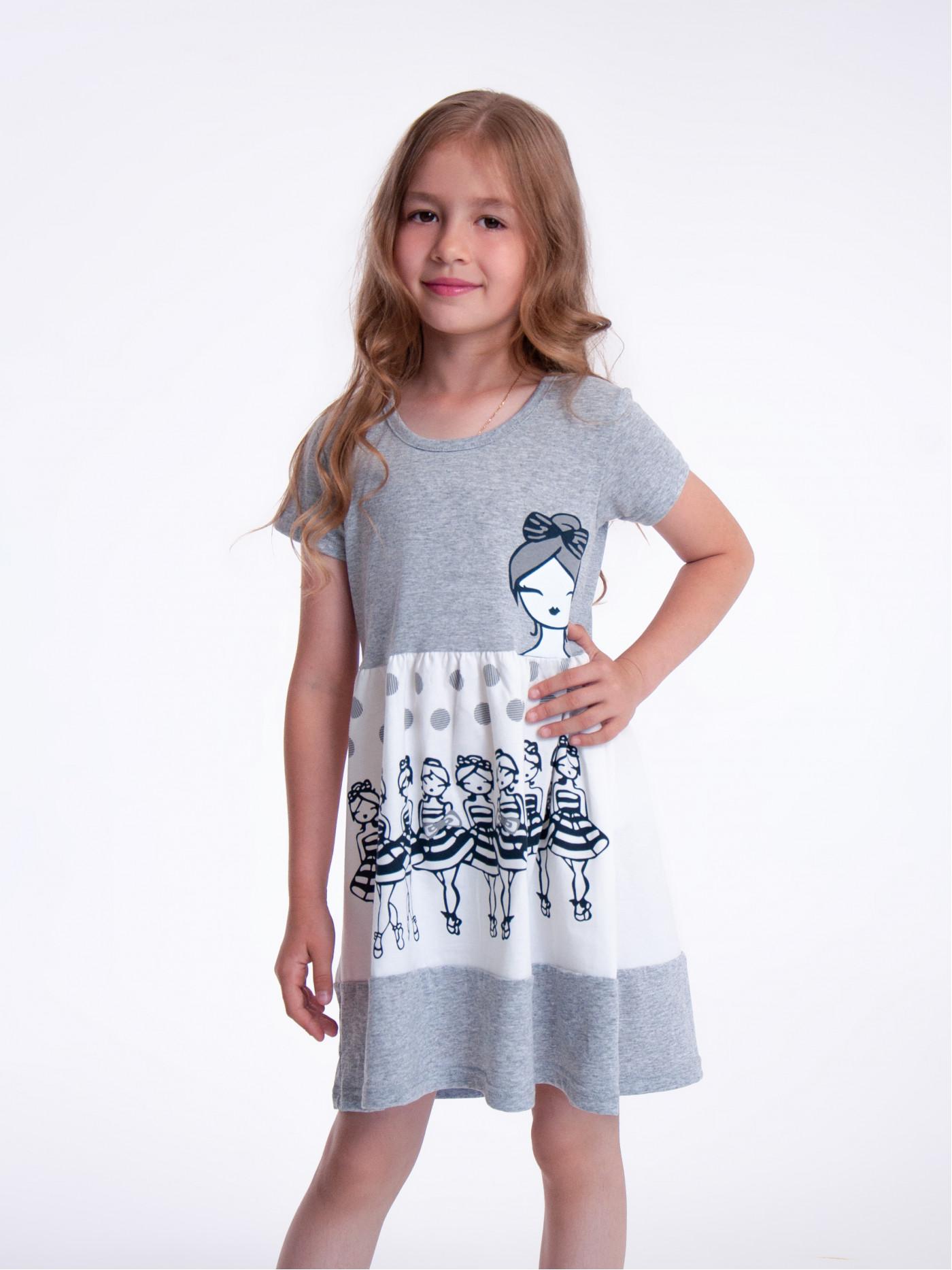 М-1765 Платье 98-128 6шт