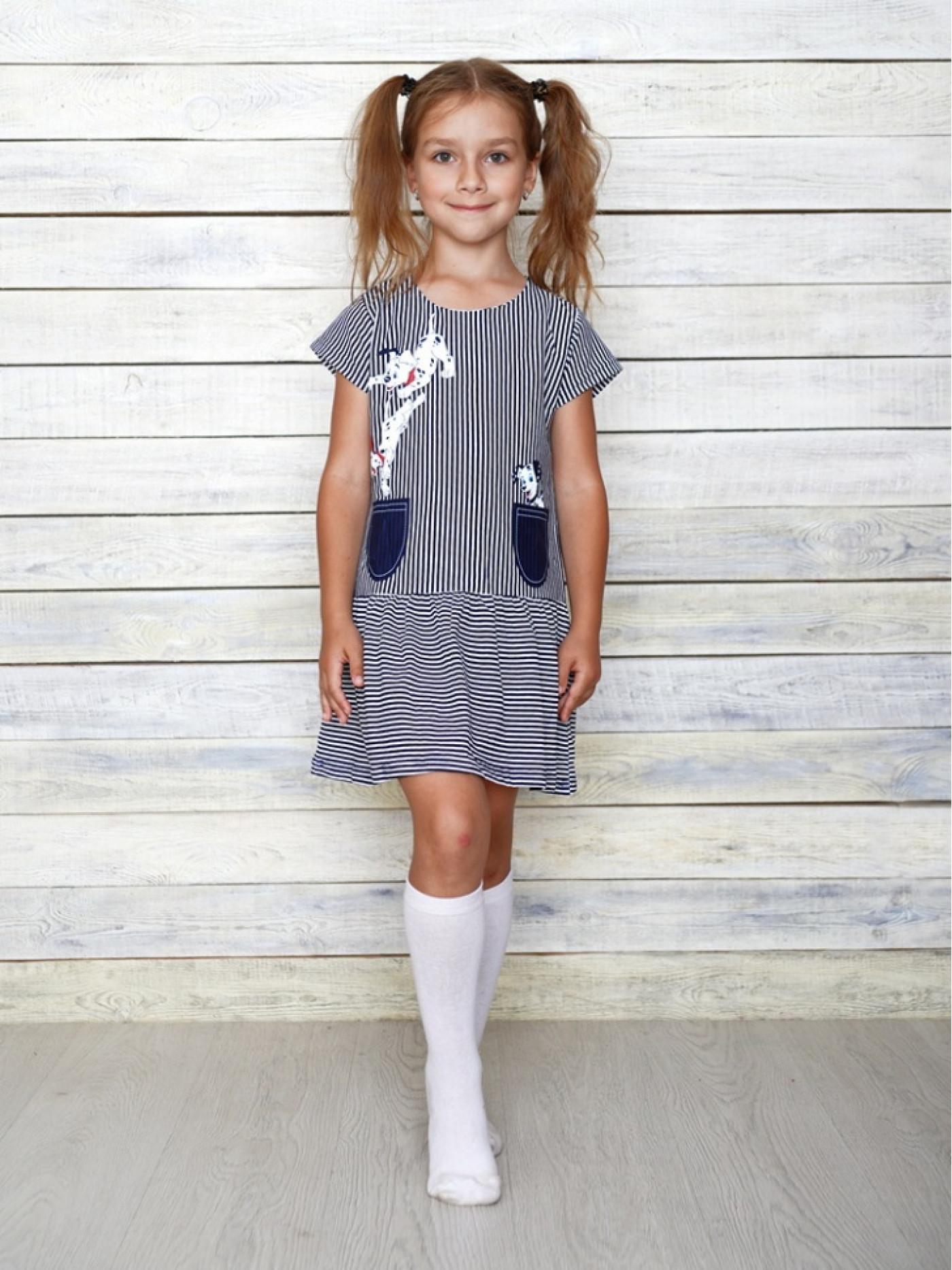 М-1712 Платье 104-122 4шт