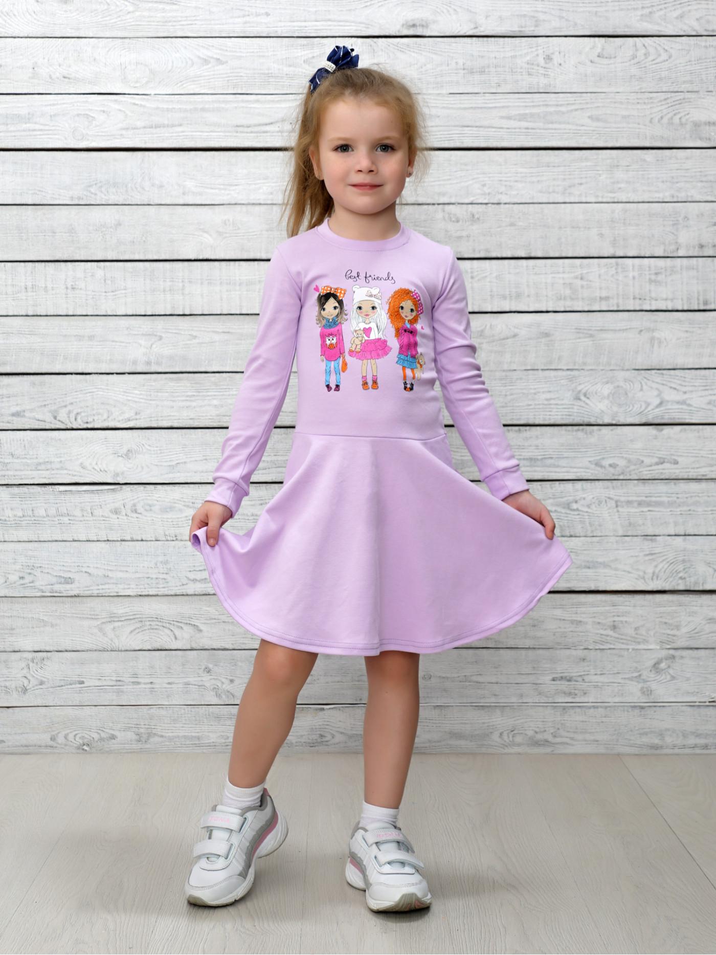 М-1783 Платье 92-122 6шт