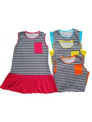 М-919 Платье 92-122 6шт