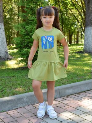 М-2734 Платье 98-122 5шт
