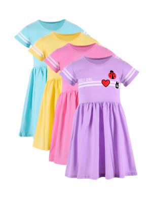 М-2714 Платье 86-110 5шт